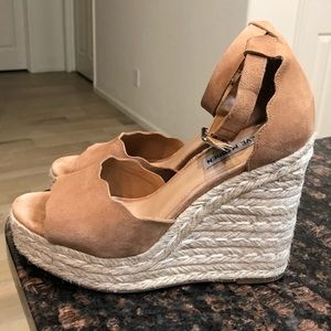 Steve Madden Shoes - Steve Madden Susanna Espadrille Wedge Sandals